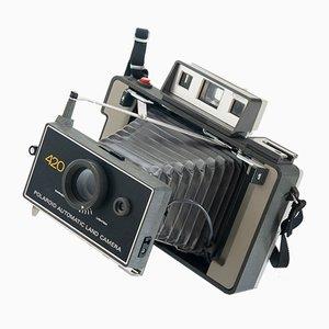 Cámara Polaroid modelo 420, años 70