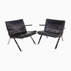 Lounge Chairs by Hans Eichenberger for Girsberger, 1960s, Set of 2