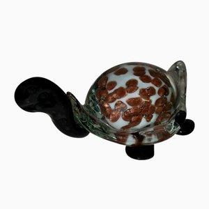 Schildkröte aus Muranoglas