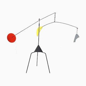 Mobile Skulptur aus Kinetik von Alexander Calder, 1970er