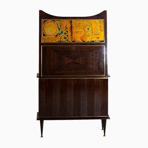 Palisander Sideboard von Melchiorre Bega, 1950er