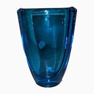 Bohemian Glass Bowl, 1960s