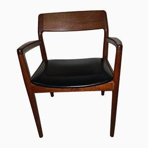 Teak Armchair for Scantic, 1960s