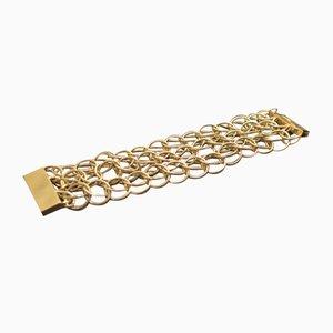 Bracelet Artisanal Vintage en Argent 925