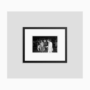 Studio 54 Archival Pigment Print Framed in Black by Bettmann