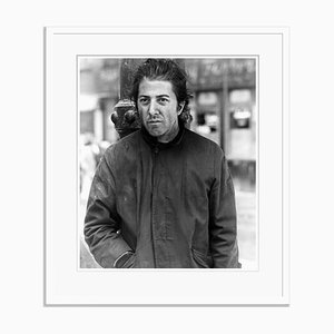 Hoffman in Midnight Cowboy Archival Pigment Print Framed in White by Everett Collection
