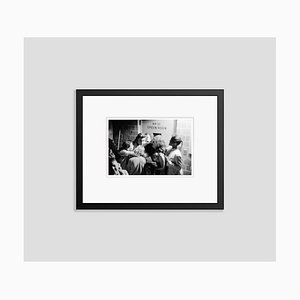 Elvis Adoration Archival Pigment Print Framed in Black by Phillip Harrington