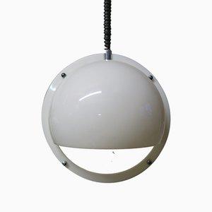 Verstellbare Deckenlampe von Sergio Brazzoli für Guzzini, 1970er