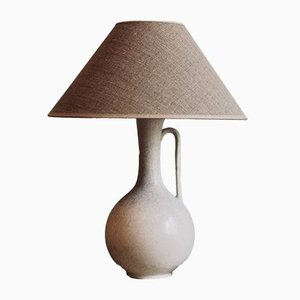 Stoneware Table Lamp by Gunnar Nylund for Rörstrand, 1940s