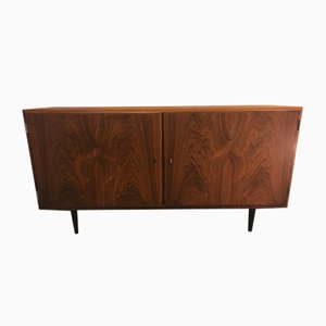 Rosewood Sideboard by Poul Hundevad for Hundevad & Co., 1960s