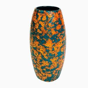 German Fat Lava Vase, 1960s