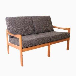 Canapé par Illum Wikkelsø pour Niels Eilersen, 1960s
