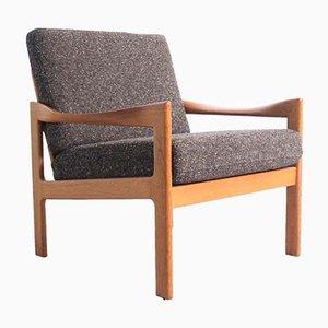 Lounge Chair by Illum Wikkelsø for Niels Eilersen, 1960s