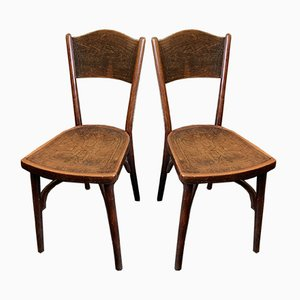 Antique Dining Chair by Michael Thonet for Gebrüder Thonet, 1900s