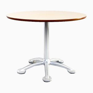 Round Dining Table by Jorge Pensi for Amat-3, 1980s