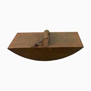 Joseph Santos, Skulptur aus Eisen