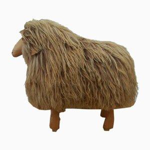 Sheep by Hans Peter Krafft
