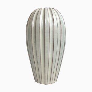 Mid-Century Vase von Vicke Lindstrand, 1940er