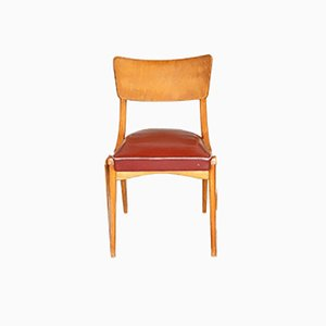 Wooden Dining Chair from Stol Kamnik, 1950s