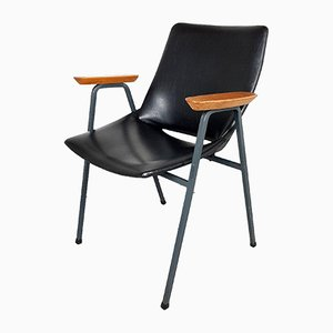 Mid-Century Shell Lounge Chair Shell by Niko Kralj