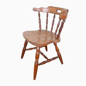 Chaise de Ferme Vintage, 1950s