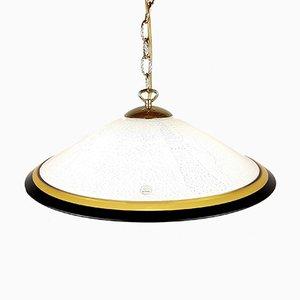 Mid-Century Murano Glass Pendant Lamp, Italy, 1970s