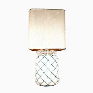 Lampe de Bureau Vintage en Céramique, Italie, 1960s