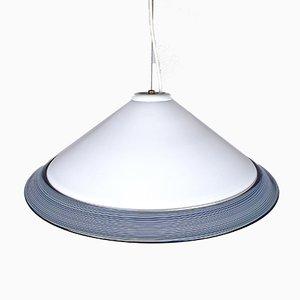 Mid-Century Murano Glass Pendant Lamp Italy 1970s Retro | Etsy