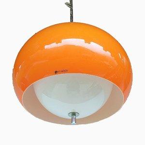 Lampe à Suspension Mid-Century par Harvey Guzzini pour Meblo