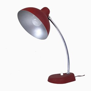 Vintage Italian Metal Ministerial Desk Lamp from A.R. Torino
