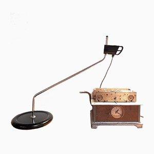 Mid-Century Libellula Desk Lamp by Emilio Fabio Simion for Guzzini