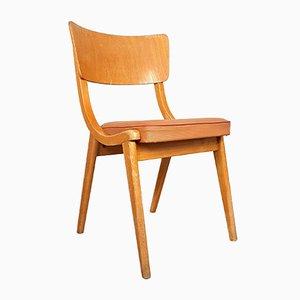 Vintage Wood Farmhouse Dining Chair, 1960s