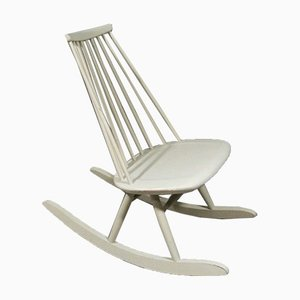 Mademoiselle Rocking Chair by Ilmari Tapiovaara for Asko, 1960s
