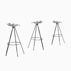 Jamaica Stools by Pepe Cortés for Amat-3, 1990s, Set of 3