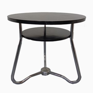 German Steel Tube Table, 1940s