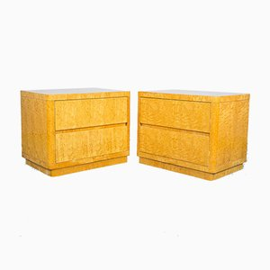 Chest of Drawers, 1950s, Set of 2