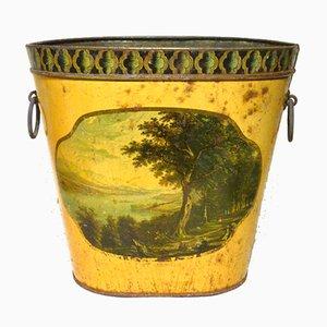Italian Tin Box from Fidass, 1920s