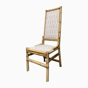 Mid-Century Mackintosh Style Bamboo Chair