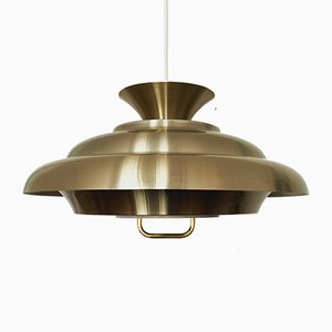 Swedish Ceiling Lamp from Dijkstra Lampen, 1960s