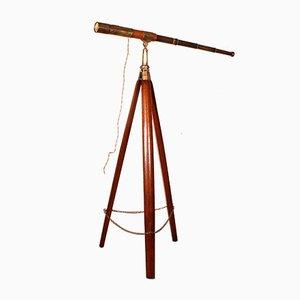 English Telescope from Burrow Malvern, 1800s