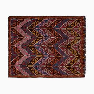 Turkish Jajim Kilim Carpet, 1970s