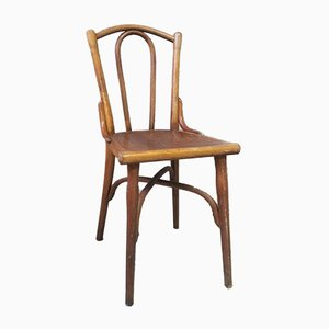 Antique Bentwood Dining Chair by Thonet