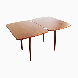 Czechoslovakian Extendable Coffee Table from Jitona, 1960s