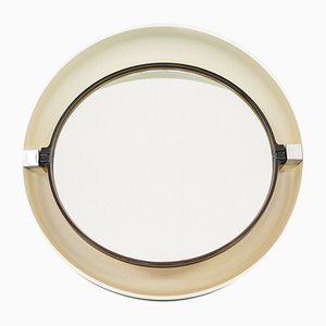 Oval Mirror from Allibert, 1970s
