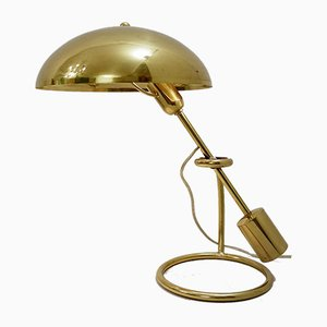 Brass Table Lamp by Angelo Lelli for Arredoluce, 1950s