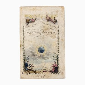 Libretto di istruzioni di Augustin Legrand, 1830