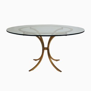 Dining Table by Robert Thibier for Thibier, 1960s