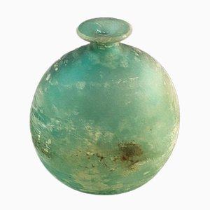 Italienische Scavo Vase aus Muranoglas von Gino Cenedese für Cenedese, 1960er