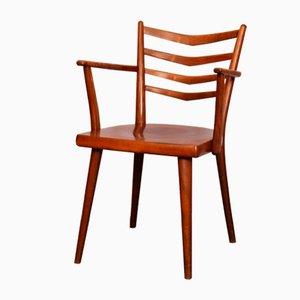 Hölzerner Sessel von TON, 1960er