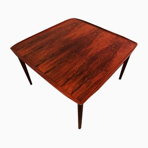 Mid-Century Rosewood Coffee Table